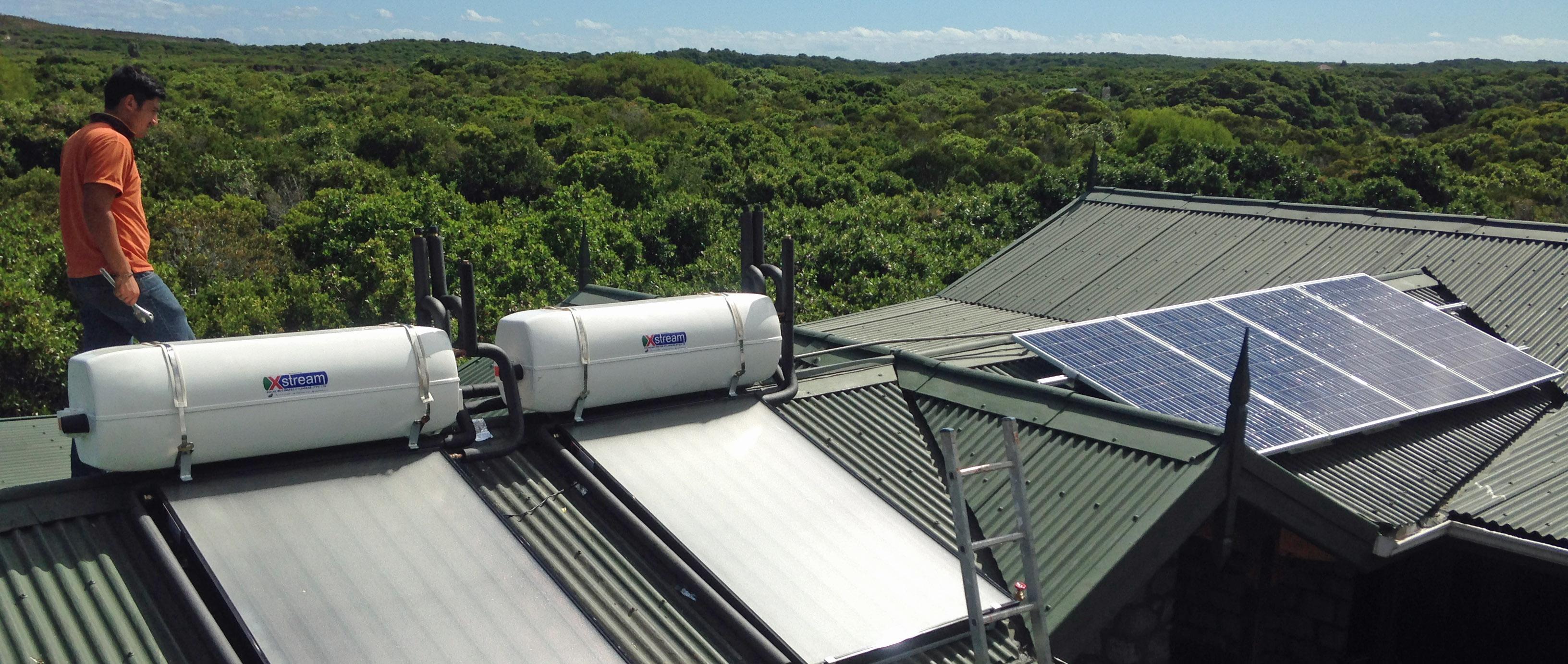 Solar Geyser Somerset West